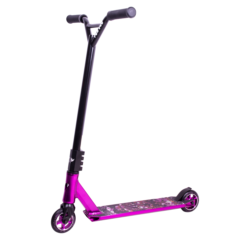 Der tretroller fox pro raw 03 insportline for Der roller