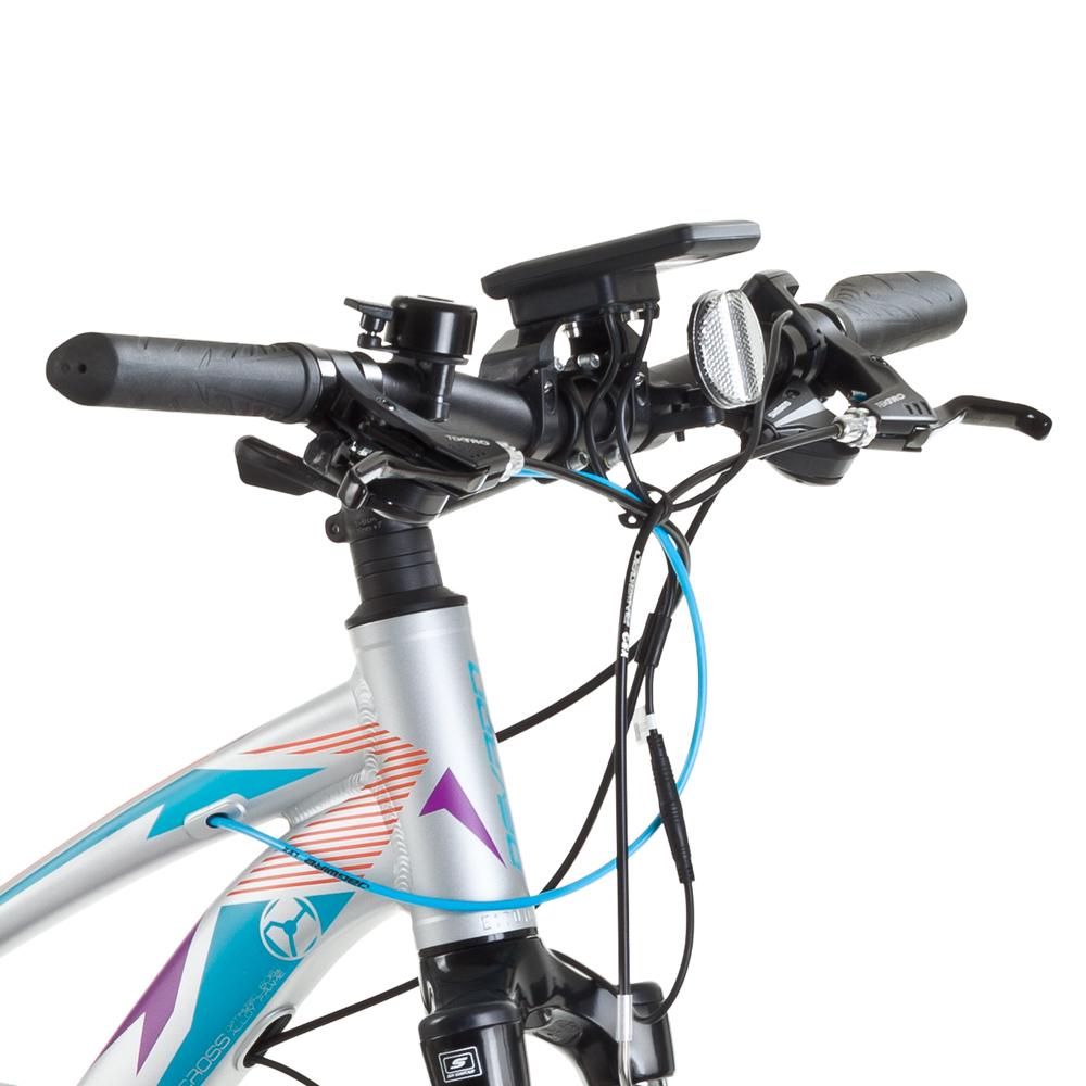 devron 28162 28 damen cross e bike mit ersatz akku 14 5. Black Bedroom Furniture Sets. Home Design Ideas