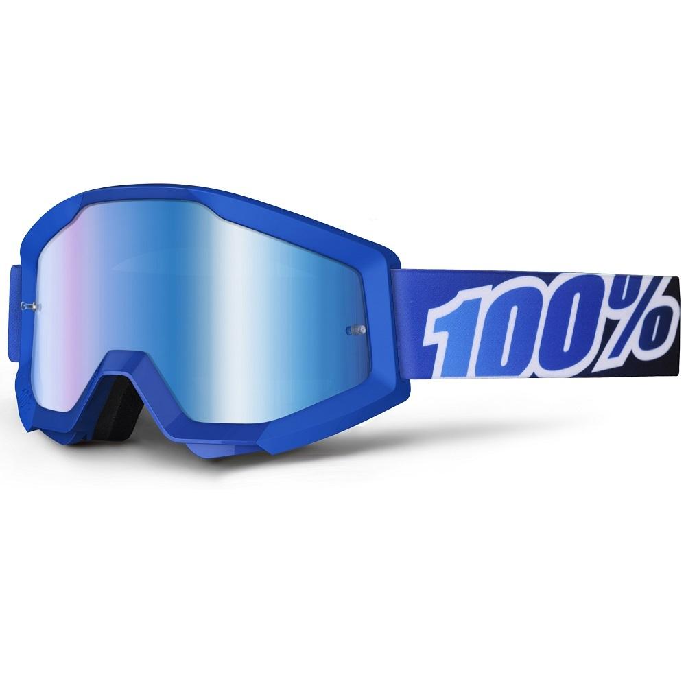 100 Strata Motocross Brille Insportline