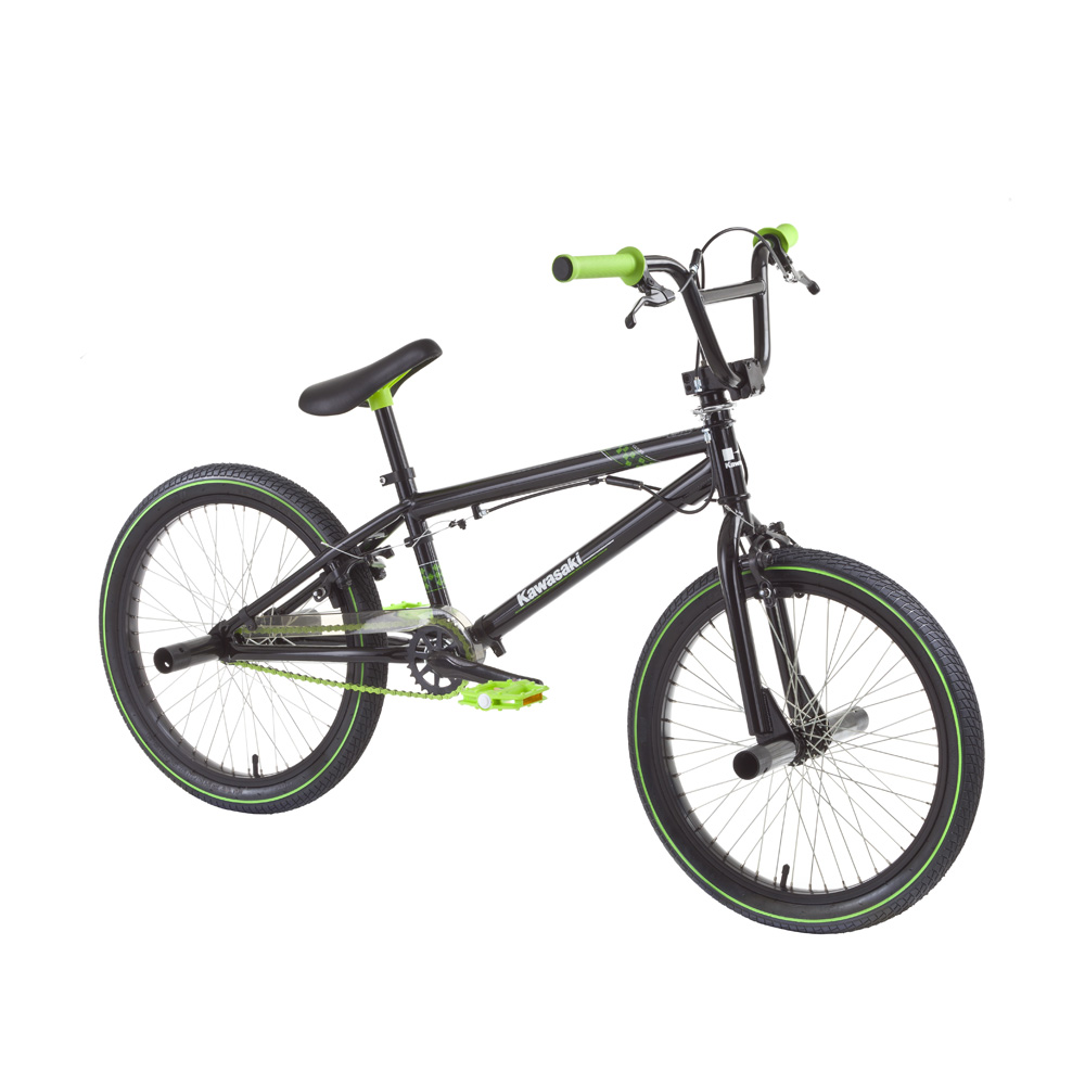 das bmx fahrrad kawasaki kulture 20 das modell 2014 insportline. Black Bedroom Furniture Sets. Home Design Ideas