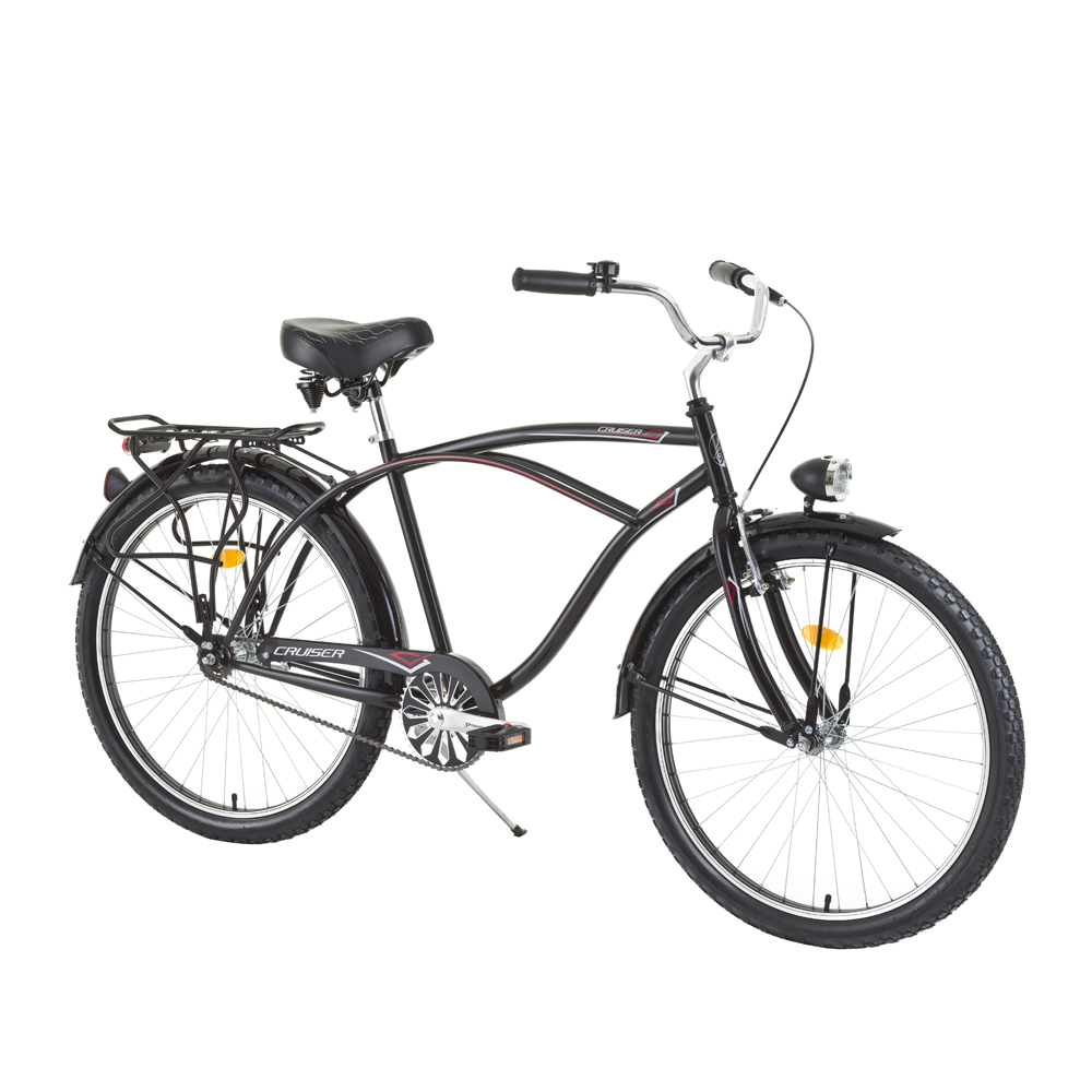 das stadt fahrrad dhs cruiser 2695 26 das model 2015 insportline. Black Bedroom Furniture Sets. Home Design Ideas
