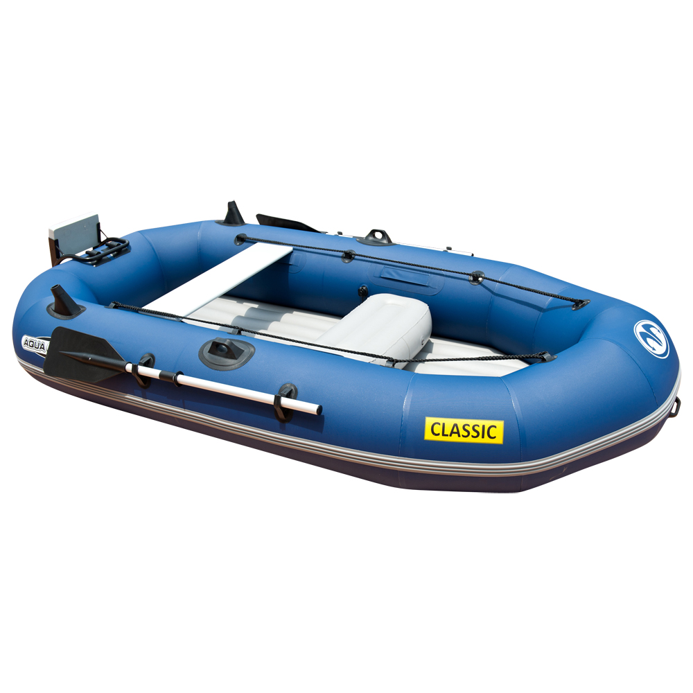 schlauchboot aqua marina classic mit motor insportline. Black Bedroom Furniture Sets. Home Design Ideas