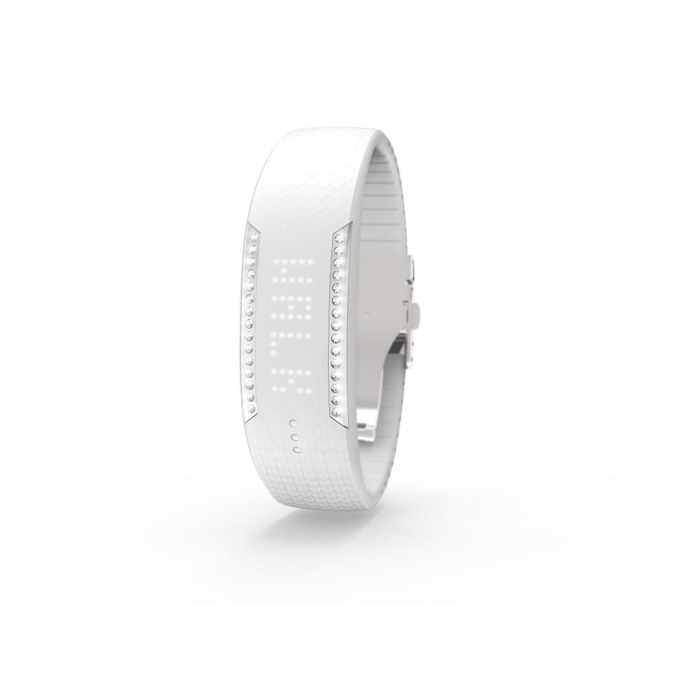 Polar Loop Crystal Damen Fitness Armband Wei 223 Insportline