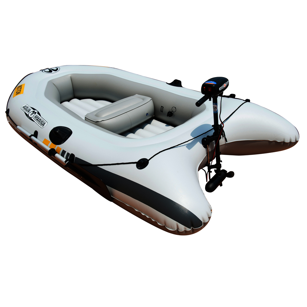 aqua marina motion schlauchboot mit motor insportline. Black Bedroom Furniture Sets. Home Design Ideas