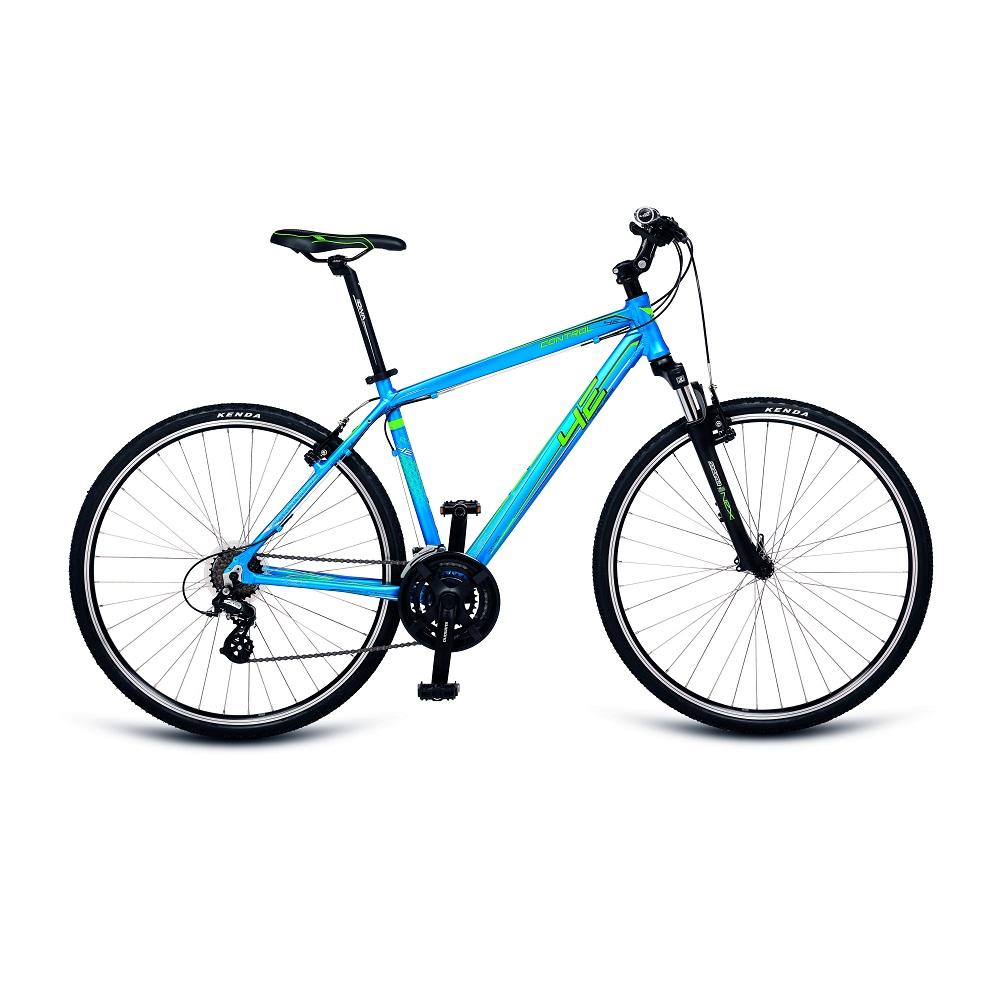 4ever control 28 39 39 herren crossbike modell 2017 himmlisch blau insportline. Black Bedroom Furniture Sets. Home Design Ideas