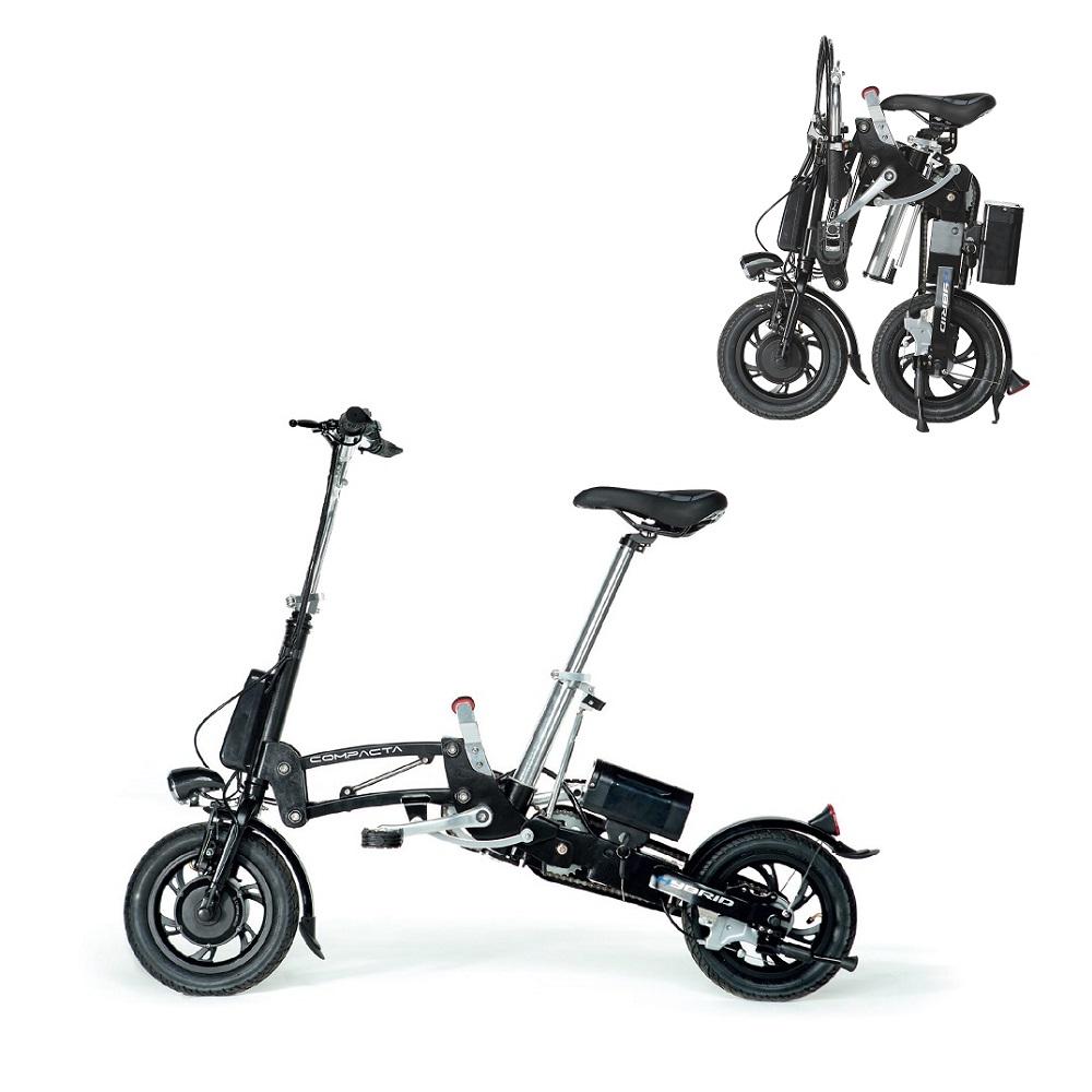 trybeco compacta 12 klappbares e bike insportline. Black Bedroom Furniture Sets. Home Design Ideas