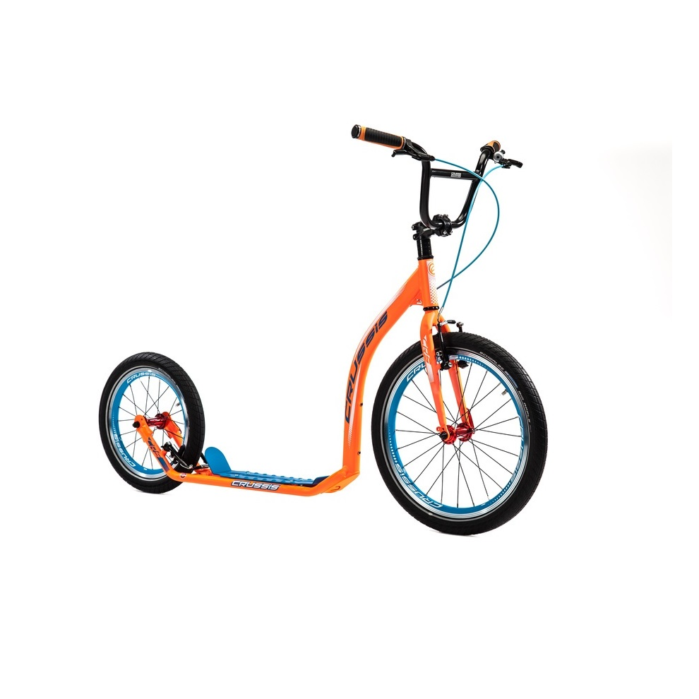 Crussis Active 4 2 Roller orange blau inSPORTline
