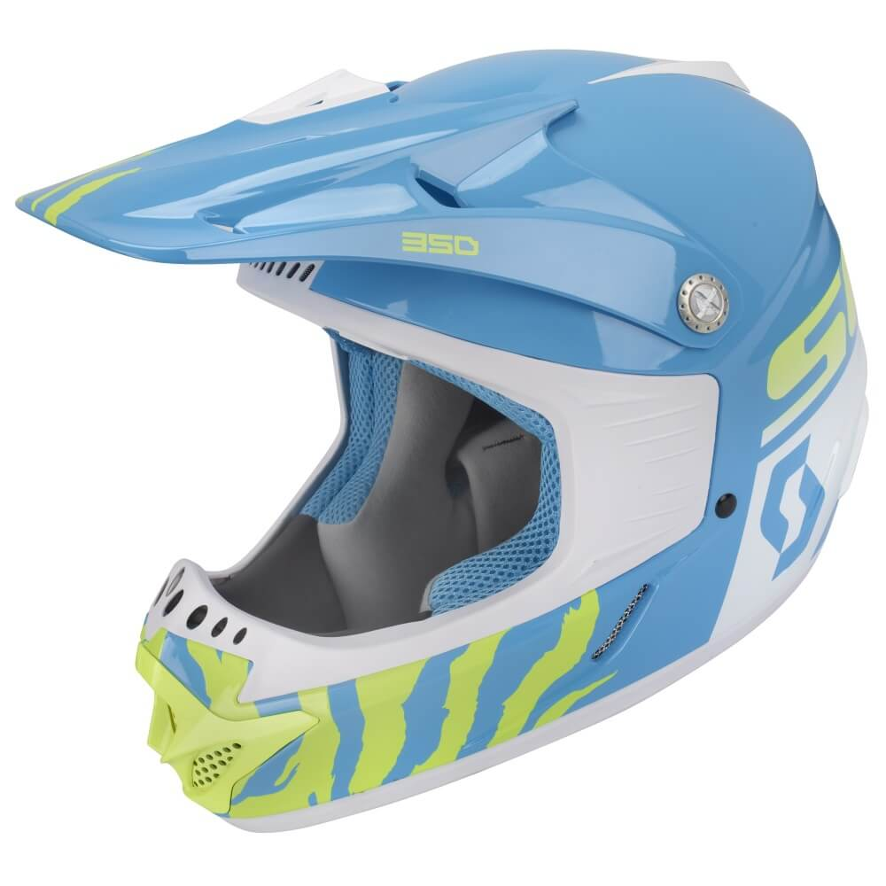 scott 350 race kids mxvii kinder motocross helm insportline. Black Bedroom Furniture Sets. Home Design Ideas