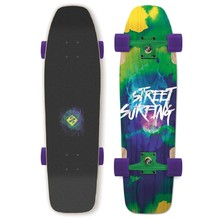 "Street Surfing Freeride Road Blast 31"" Skateboard"