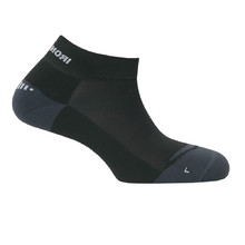 Socken IRONMAN Training Running Quarter - schwarz