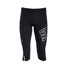 Damen-Lauf-Kompressionshose Newline Iconic Compression - 3/4-Länge