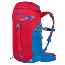 MAMMUT First Trion 18 Kinderrucksack - rot-blau