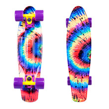 "Penny Board WORKER Colory 22"" - Regenbogen"