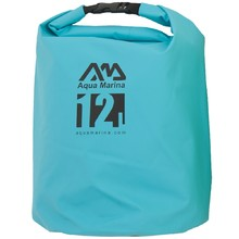 Aqua Marina Super Easy Dry Bag 12l wasserdichter Packsack - blau