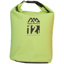 Aqua Marina Super Easy Dry Bag 12l wasserdichter Packsack - grün
