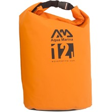 Aqua Marina Super Easy Dry Bag 12l wasserdichter Packsack - orange