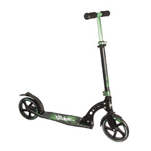 Aluminium Scooter Authentic NoRules 205 černo-zelená