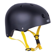 WORKER Rivaly Freestyle-Helm - gelbe beriemung