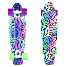 "WORKER Starpsy 22"" Penny Board"