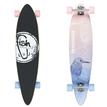 "Fish Kingfisher 40"" Longboard"