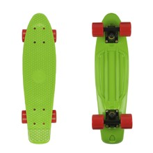 "Fish Classic 22"" Penny Board - Green-Black-Red"