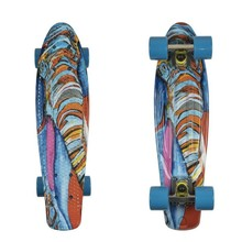 "ArtFish Elephant 22"" Penny Board"