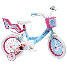 "Kinderfahrrad Frozen II 2295 14"" - model 2020"