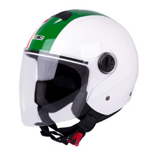 W-TEC FS-715 offener Helm - Made in Italy