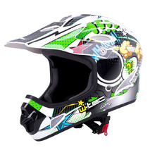 W-TEC FS-605 Allride Downhill Helm - Cartoon