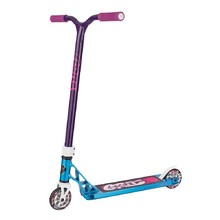Grit Fluxx 2018 Freestyle Tretroller - Blue/Purple