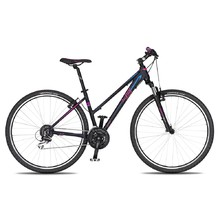 4EVER Lavende 28'' - model 2019 Damen-Cross-Elektrofahrrad