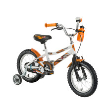 "DHS Speed 1401 14"" - Kinderfahrrad - Modell 2017 - Weiss"