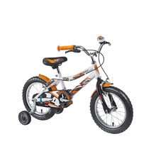"Kinderfahrrad DHS Speed 1403 14"" - Modell 2016 - Weiss"