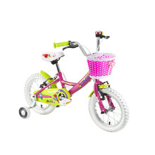 "Kinderfahrrad DHS Countess 1404 14"" - Modell 2016 - Pink"