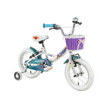 "Kinderfahrrad DHS Countess 1404 14"" - Modell 2016 - Weiss"