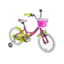 "Kinderfahrrad DHS Countess 1402 14"" - Modell 2016 - Pink"