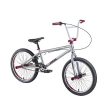 "DHS Jumper 2005 20"" - Freestyle-Fahrrad - Modell 2017 - Grey-Red"