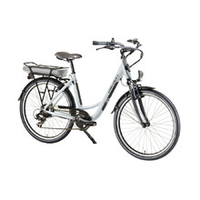 Devron 26122 City E-Bike - Modell 2016 - Pure Weiss