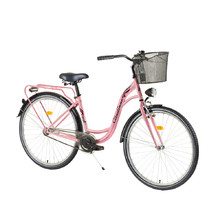 DHS Citadinne 2632 26'' City Bike - Modell 2017 - Pink