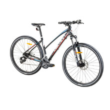 "Devron Riddle LH0.7 27,5"" - Modell 2017 Damen Mountainbike - Dark Tangerine"