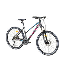 Devron Riddle LH2.7 27,5'' - Damen-Mountainbike - Modell 2017 - Blue Berry