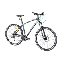 "Devron Riddle H1 27,5"" Mountainbike - Modell 2017 - Pure Black"