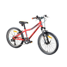 Devron Riddle H0.2 20'' Kinderfahrrad - Modell 2017 - Orange Split
