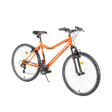"Kreativ 2604 26"" - Damen Mountainbike - Modell 2018 - Orange"