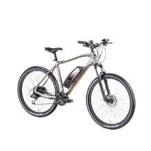 "Devron Riddle M1.7 27,5"" - Elektro Mountainbike Modell 2019 - Grey Matt"