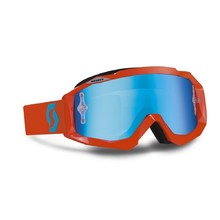 Motorradbrille Scott Hustle MXV - orange