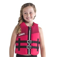 Jobe Youth Vest 2019 Kinder Schwimmweste - Hot Pink
