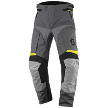 SCOTT Dualraid DP MXVII Motorradhose - Grey-Yellow