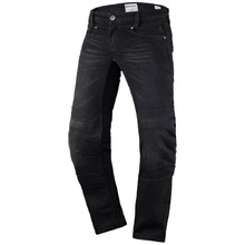 SCOTT W's Denim Stretch MXVII Damen Motorradhose - schwarz