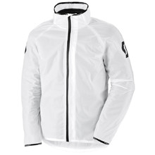 SCOTT Ergonomic Light DP MXVII Motorrad-Regenjacke - Clear